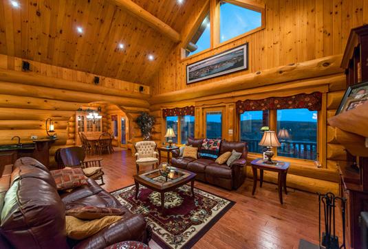 How To Make Your Home Feel Like A Cozy Ski Lodge