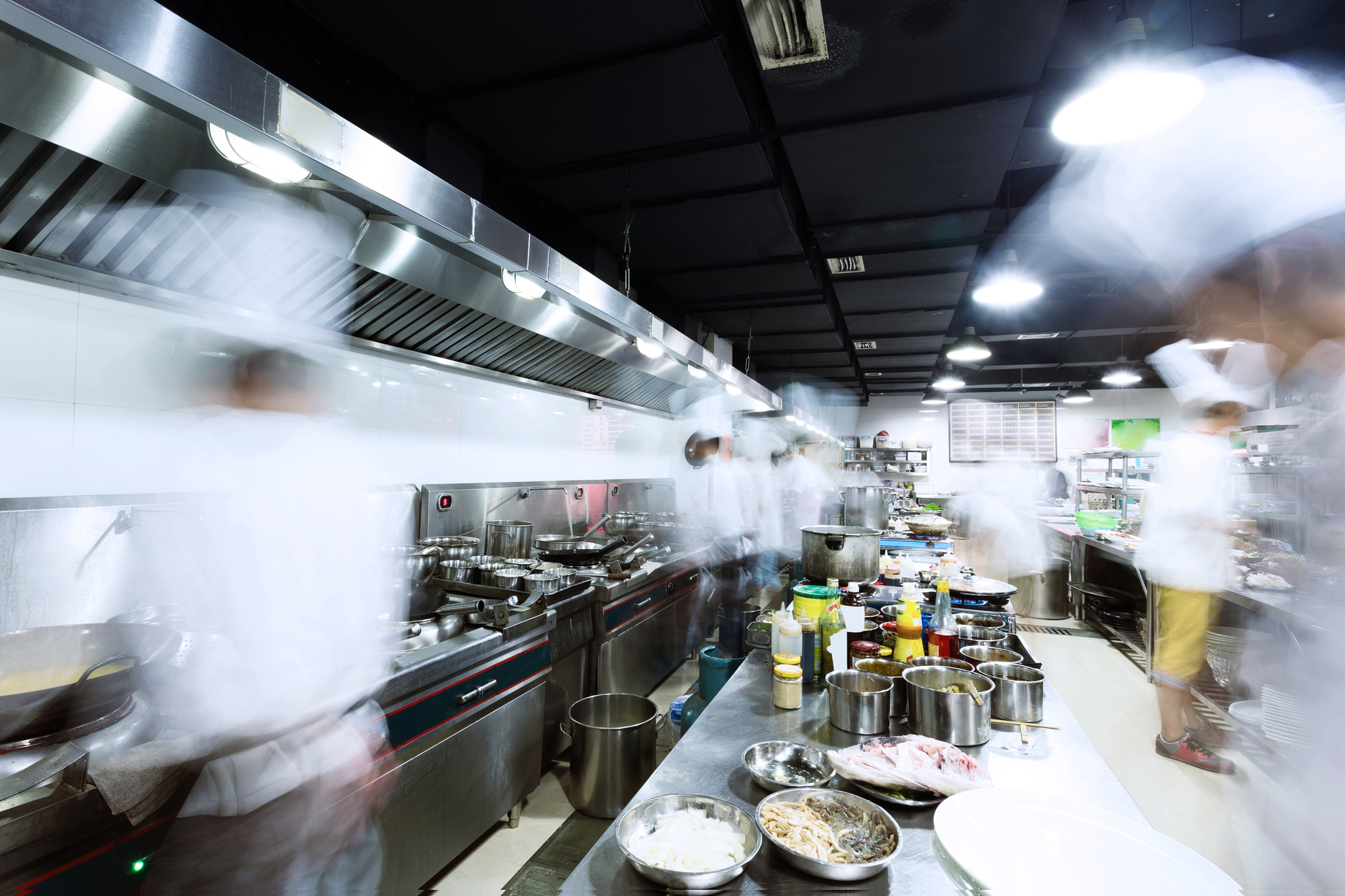 9 Ways to Make Your Restaurant Kitchen Run More Efficiently