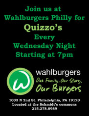 Quizzo Wahlburgers