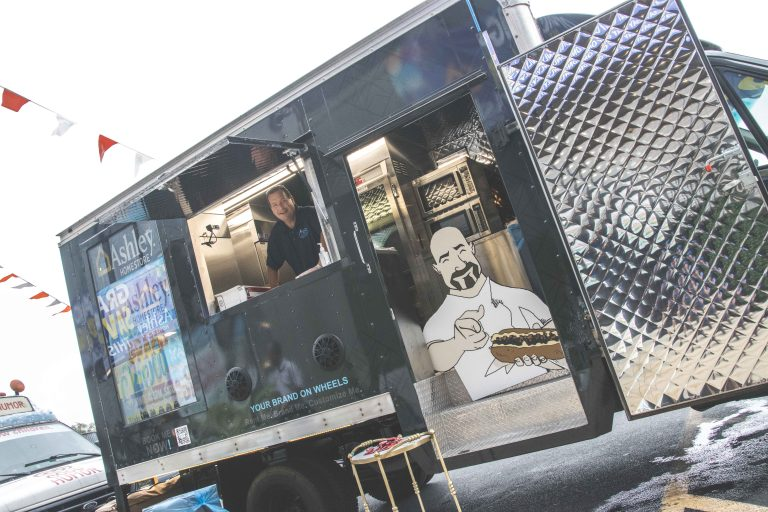 food truck rental near me